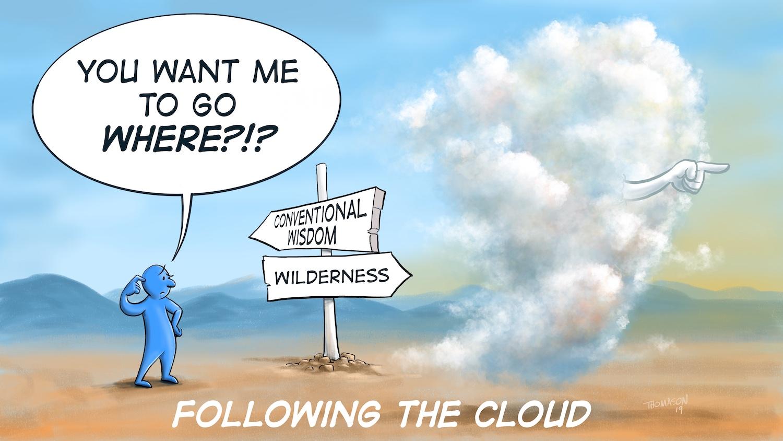 following-the-cloud