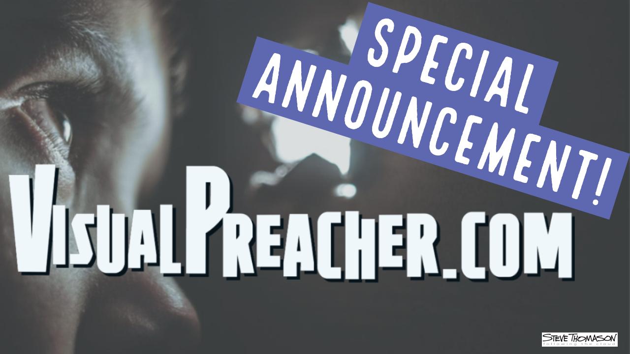 Announcing VisualPreacher.com