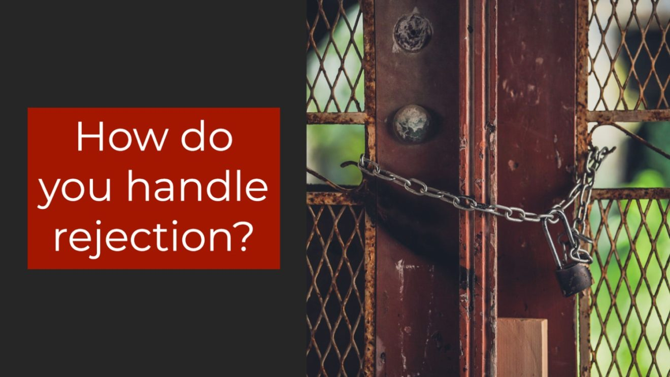 How Do You Handle Rejection? | A Sermon from Mark 6:1-29