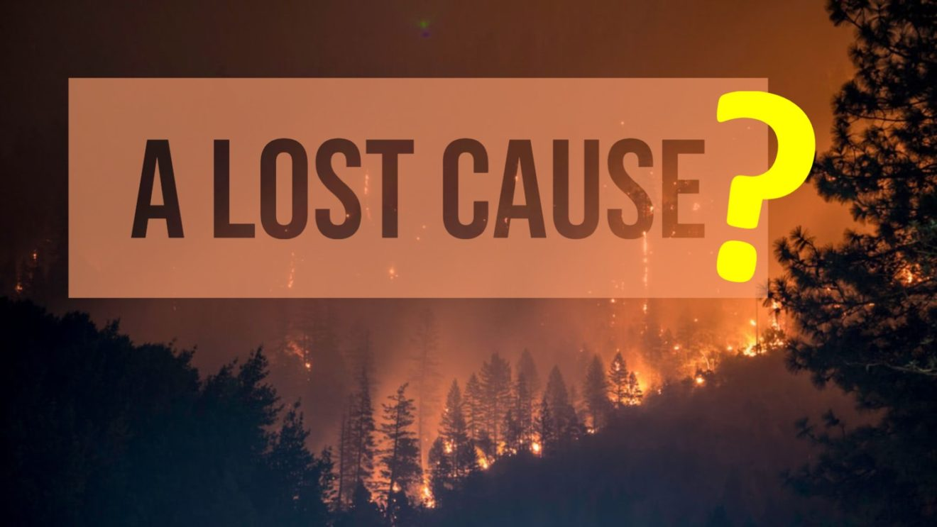 A Lost Cause? | A Sermon from Mark 5:1-20