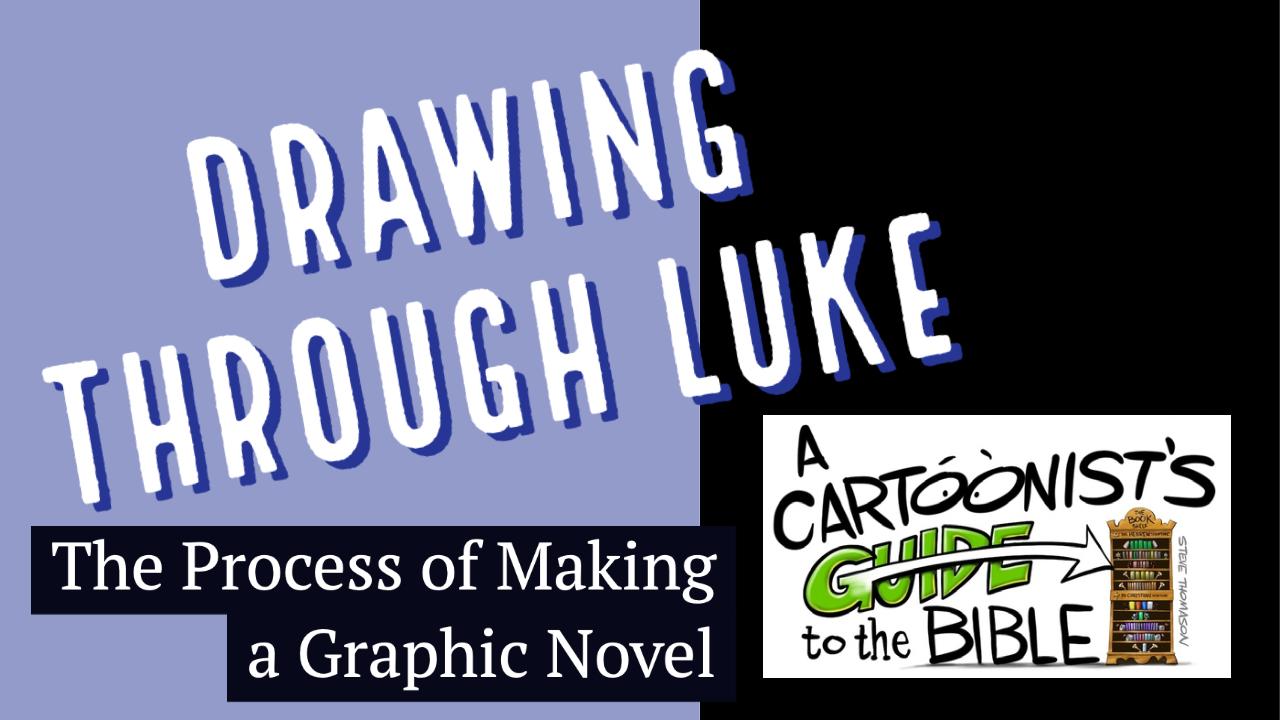 Drawing Through Luke Series thumbnail